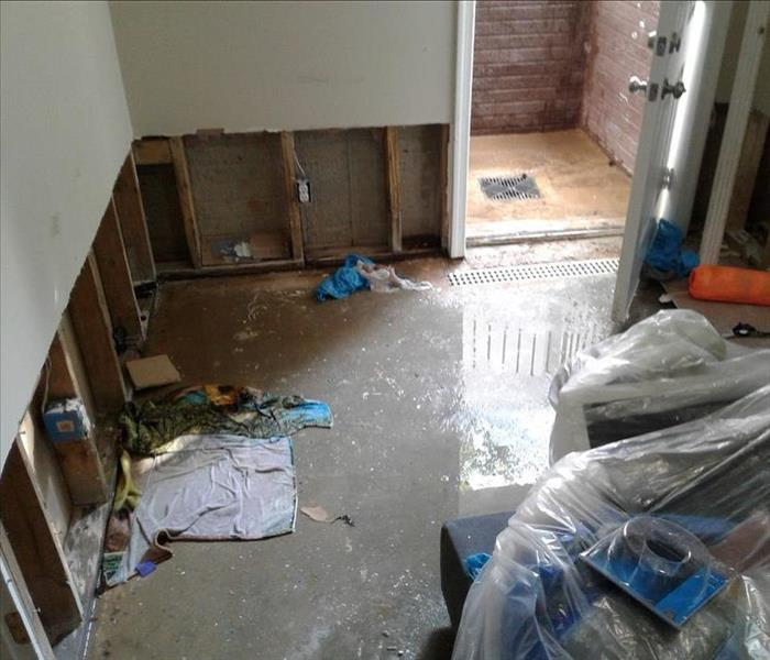 Water Damage Baltimore County Residents: We Specialize in Flooded Basement Cleanup and Restoration!