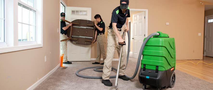 Dundalk, MD residential restoration cleaning